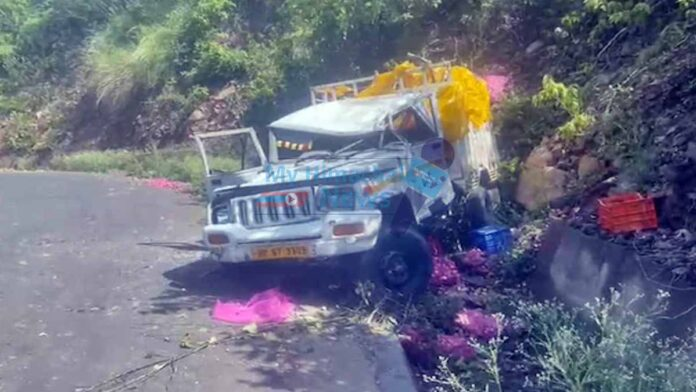 painful road accident Nalagarh in Solan Himachal Pradesh
